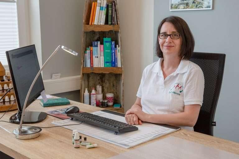 Dr. Daniela Albrecht, Sprechzimmer1