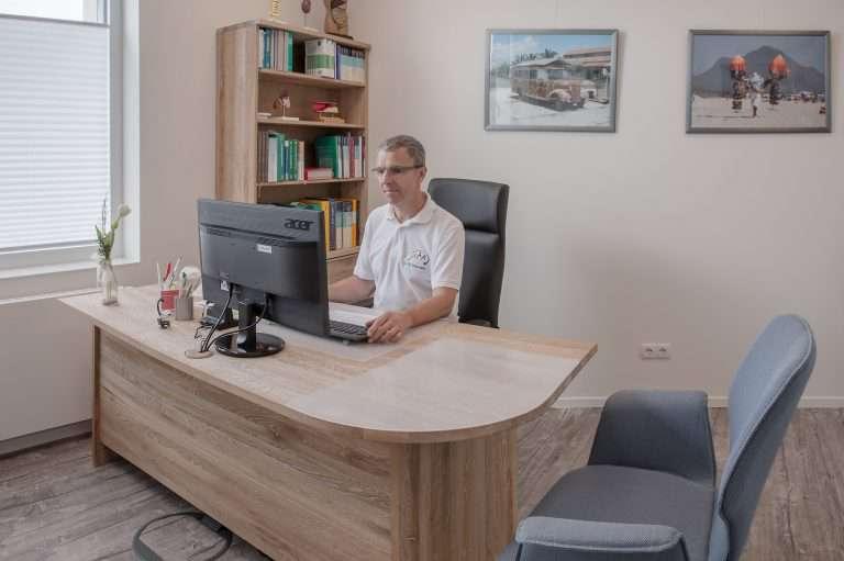 Dr. Stefan Heimann, Sprechzimmer1
