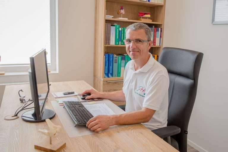 Dr. Stefan Heimann, Sprechzimmer2